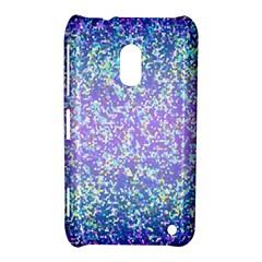 Glitter2 Nokia Lumia 620 Hardshell Case