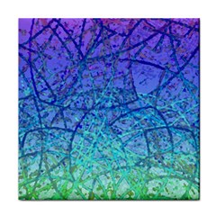 Grunge Art Abstract G57 Tile Coaster