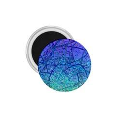 Grunge Art Abstract G57 1 75  Magnet