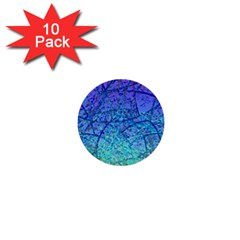 Grunge Art Abstract G57 1  Mini Button (10 pack)