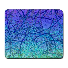 Grunge Art Abstract G57 Large Mousepad