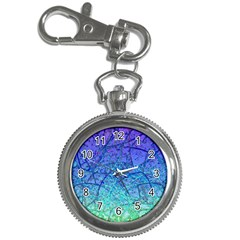 Grunge Art Abstract G57 Key Chain Watch