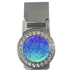 Grunge Art Abstract G57 Money Clip (CZ)