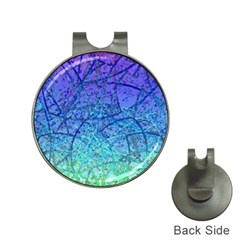 Grunge Art Abstract G57 Golf Ball Marker Hat Clip