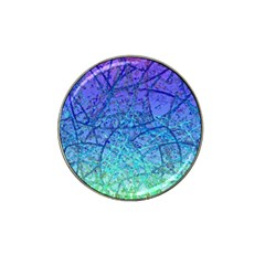 Grunge Art Abstract G57 Hat Clip Ball Marker
