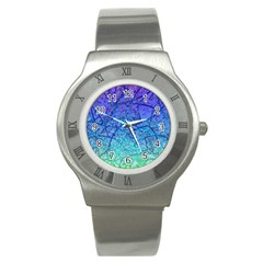 Grunge Art Abstract G57 Stainless Steel Watch