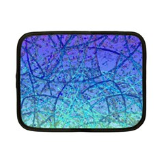Grunge Art Abstract G57 Netbook Case (small)