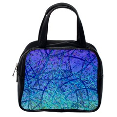 Grunge Art Abstract G57 Classic Handbag (one Side)