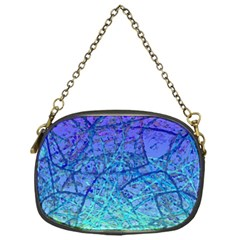 Grunge Art Abstract G57 Chain Purse (One Side)