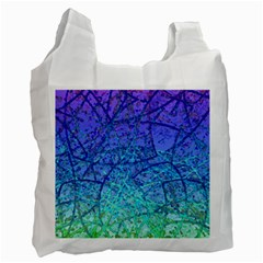 Grunge Art Abstract G57 Recycle Bag (two Side)
