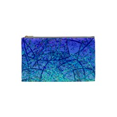 Grunge Art Abstract G57 Cosmetic Bag (Small)