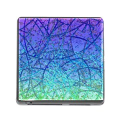 Grunge Art Abstract G57 Memory Card Reader (Square)
