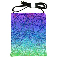 Grunge Art Abstract G57 Shoulder Sling Bag