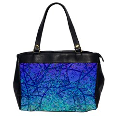 Grunge Art Abstract G57 Oversize Office Handbag