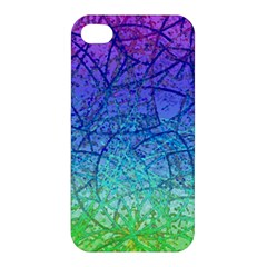 Grunge Art Abstract G57 Apple Iphone 4/4s Hardshell Case
