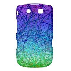 Grunge Art Abstract G57 BlackBerry Torch 9800 9810 Hardshell Case