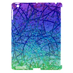 Grunge Art Abstract G57 Apple iPad 3/4 Hardshell Case (Compatible with Smart Cover)