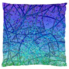 Grunge Art Abstract G57 Large Cushion Case (One Side)