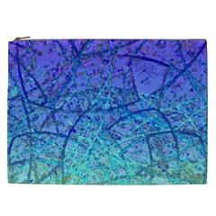 Grunge Art Abstract G57 Cosmetic Bag (XXL)