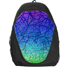 Grunge Art Abstract G57 Backpack Bag