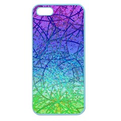 Grunge Art Abstract G57 Apple Seamless Iphone 5 Case (color)