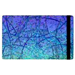 Grunge Art Abstract G57 Apple Ipad 3/4 Flip Case