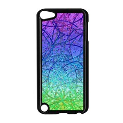 Grunge Art Abstract G57 Apple iPod Touch 5 Case (Black)