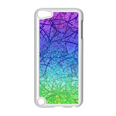 Grunge Art Abstract G57 Apple Ipod Touch 5 Case (white)