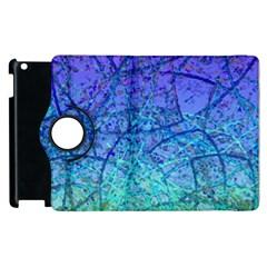 Grunge Art Abstract G57 Apple iPad 2 Flip 360 Case