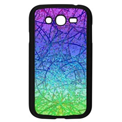 Grunge Art Abstract G57 Samsung Galaxy Grand DUOS I9082 Case (Black)