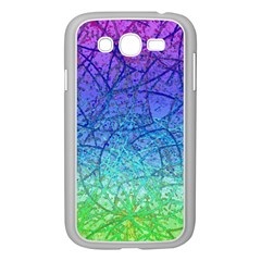 Grunge Art Abstract G57 Samsung Galaxy Grand DUOS I9082 Case (White)