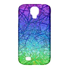 Grunge Art Abstract G57 Samsung Galaxy S4 Classic Hardshell Case (PC+Silicone)