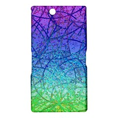 Grunge Art Abstract G57 Sony Xperia Z Ultra (XL39H) Hardshell Case