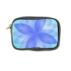 Abstract Lotus Flower 1 Coin Purse