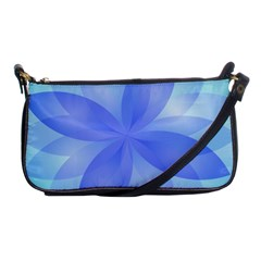 Abstract Lotus Flower 1 Evening Bag