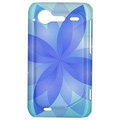 Abstract Lotus Flower 1 HTC Incredible S Hardshell Case