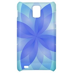 Abstract Lotus Flower 1 Samsung Infuse 4G Hardshell Case