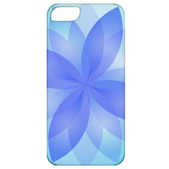 Abstract Lotus Flower 1 Apple iPhone 5 Classic Hardshell Case