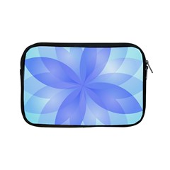 Abstract Lotus Flower 1 Apple iPad Mini Zippered Sleeve