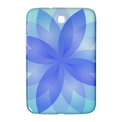 Abstract Lotus Flower 1 Samsung Galaxy Note 8 0 N5100 Hardshell Case