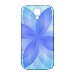 Abstract Lotus Flower 1 Samsung Galaxy S4 I9500/I9505  Hardshell Back Case