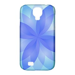 Abstract Lotus Flower 1 Samsung Galaxy S4 Classic Hardshell Case (PC+Silicone)