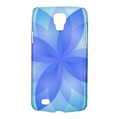 Abstract Lotus Flower 1 Samsung Galaxy S4 Active (i9295) Hardshell Case