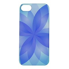 Abstract Lotus Flower 1 Apple iPhone 5S Hardshell Case