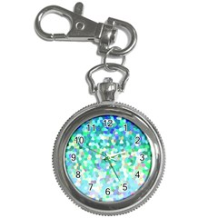 Mosaic Sparkley 1 Key Chain & Watch