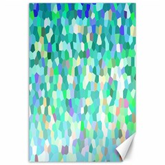 Mosaic Sparkley 1 Canvas 24  x 36  (Unframed)