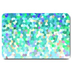 Mosaic Sparkley 1 Large Door Mat