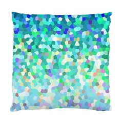 Mosaic Sparkley 1 Cushion Case (two Sided)