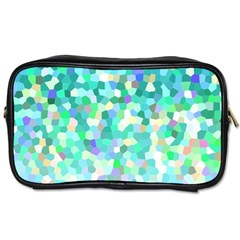 Mosaic Sparkley 1 Travel Toiletry Bag (two Sides)