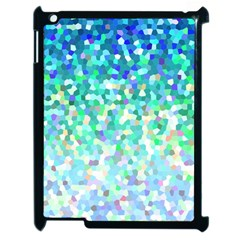 Mosaic Sparkley 1 Apple iPad 2 Case (Black)